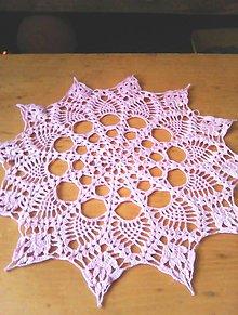 Úžitkový textil - Obrus č. 5 - 9930087_