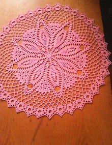 Úžitkový textil - Obrus č. 3 - 9930090_