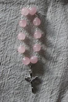 Iné šperky - Ruženec - 9931164_