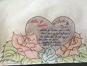 Kresby - Kreslenie pre radosť - 9931334_