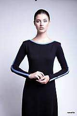Šaty - JORY-šaty se sukní staženou šňůrkami - 9929387_