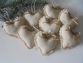 Dekorácie - Vianočné ozdoby na stromček - 9929755_
