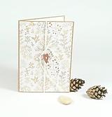 Papiernictvo - Jesenné variácie II - pozdrav - 9930407_