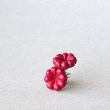 Náušnice - Kvetinkové - 9934063_