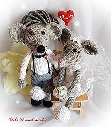 Darčeky pre svadobčanov - Navždy spolu ...:) - 9932508_