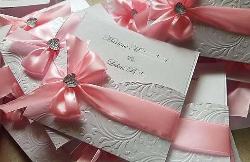 Svadobné oznámenie-Bride
