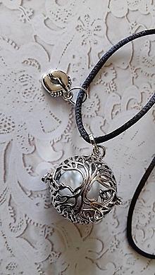 Iné šperky - Pro těhotné ženy Mexická bola - 9933241_