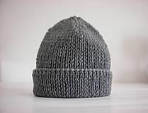 Čiapky - Merino  čiapka - 9932305_