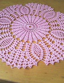Úžitkový textil - Obrus č. 6 - 9931781_