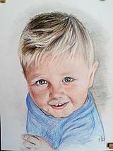 Kresby - chlapček... - 9933260_