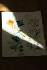 Kresby - jesenné vôňky - 9931774_