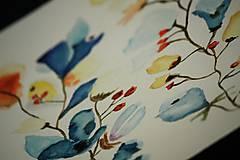 Kresby - jesenné vôňky - 9931777_