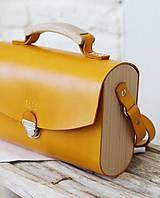 Kabelky - Kabelka na rameno HANDY BAG YELLOW - 9935753_