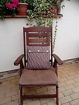 Úžitkový textil - pletený VANKÚŠ - 9936673_