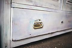 Nábytok - Vintage Skriňa - 9936614_