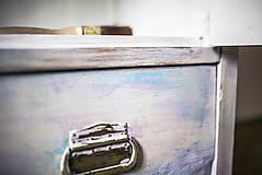 Nábytok - Vintage Skriňa - 9936619_