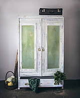 Nábytok - Vintage Skriňa - 9936620_