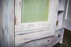Nábytok - Vintage Skriňa - 9936622_