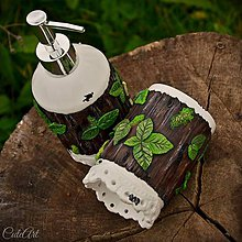 Nádoby - Cesta lesom - kúpelňová sada - 9937512_