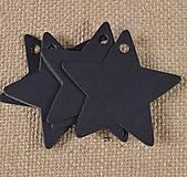 Visačka HVIEZDIČKA (Čierna)