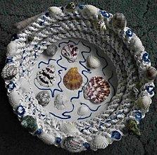 Dekorácie - miska morská - 9937268_