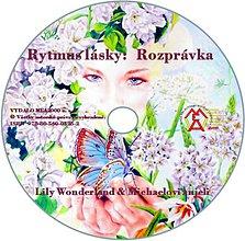 Knihy - Lily Wonderland a Michaelovi anjeli - Rytmus lásky  : Rozprávka (audio) - 9937806_