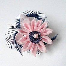 Ozdoby do vlasov - Kvet do vlasov - 9936472_