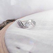 Prstene - folk zásnubný prsteň Čataj - midi - 9936352_