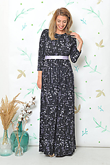 Šaty - Šaty Princess Lavender, vel. M/L - 9935188_