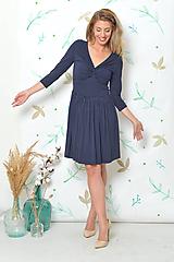 Šaty - Krátké šaty Anett Princess -bodky, vel. S / M - 9935221_