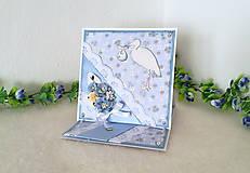 Papiernictvo - Pohľadnica Baby 03 - pre chlapca - 9938026_