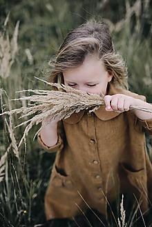 Detské oblečenie - LUSKÁČIK detský plášť - 9940277_