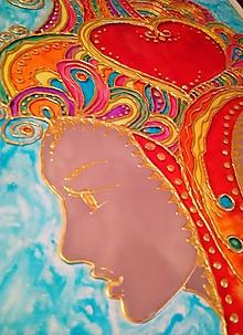 Obrazy - Karneval v srdci - 9941670_