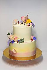 Dekorácie - Zápich na tortu k promóciám - 9939517_