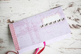 Papiernictvo - Scrapbook obálka na peniaze - narodeniny - 9939654_