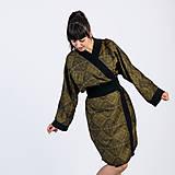 - Kimono Yellow-Black - 9941666_