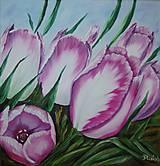 Obrazy - Kytica tulipánov - 9939577_