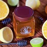 Potraviny - citrusový med - 9939432_
