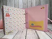 Papiernictvo - Girl fotoalbum - 9939893_