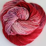 Galantéria - DON´T PANIC - ručne farbená vlna - 9941980_