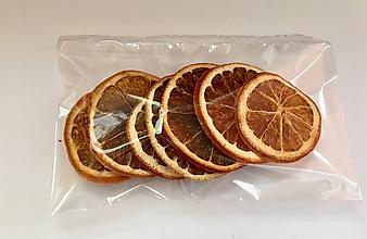 Suroviny - Sušený pomaranč - 9938764_