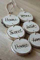 Dekorácie - Dekorácia Home Sweet Home - 9940552_