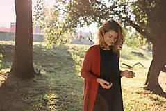 Šaty - miljö ľanové šaty - älskar - 9940848_