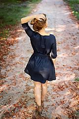 Šaty - miljö ľanové šaty - älskar - 9940852_