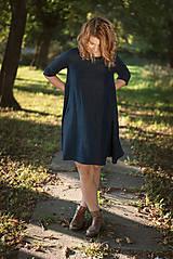 Šaty - miljö ľanové šaty - älskar - 9940853_
