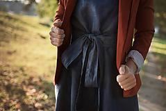 Šaty - miljö ľanové šaty - älskar - 9940854_