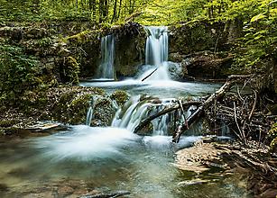 Fotografie - Hájske vodopády - 9940301_