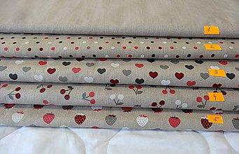 Textil - Bavlnené látky - 9938840_