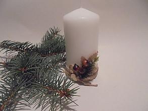 Svietidlá a sviečky - Kus jesennej romantiky - 9941657_