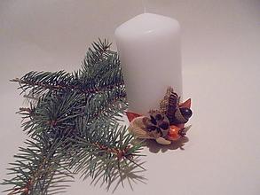 Svietidlá a sviečky - Jesenná ronantika - 9941707_